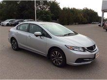 2015 Honda Civic Sedan EX..1 owner..Clean carproof