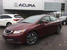 2015 Honda Civic EX   5SPEED   NEWTIRES   ONLY58000KMS   BACKUPCAM