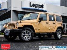 2013 Jeep Wrangler Unlimited Sahara 4x4 NAV