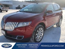 2014 Lincoln MKX 4DR AWD  AWD, LEATHER, NAV, PANO ROOF!