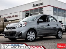 2015 Nissan Micra SV ONLY 16254 KMS!!