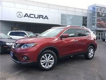 2014 Nissan Rogue S   1OWNER   TINT   RAILS   PANOROOF   NEWBRAKES