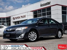 2014 Toyota Camry Hybrid XLE - Leather and Premium Audio Package