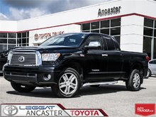 2013 Toyota Tundra PLATINUM 5.7L V8 4X4 DOUBLE CAB ONLY 53828 KMS!!