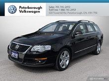 2010 Volkswagen Passat Wagon Comfortline 2.0T 6sp