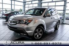2008 Acura MDX Elite Pkg