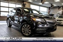 2014 Acura MDX 3.5L V6 NAVIGATION SH-AWD