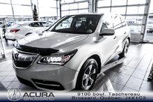 Acura MDX Nav Pkg 2014
