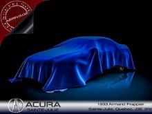 Acura RDX 2.3L Turbo 2010