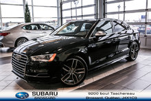 2015 Audi A3/S3 S3 2.0T Technik