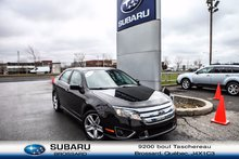 Ford Fusion SPORT AWD 2010