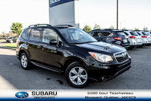 Subaru Forester Touring Pkg Certifié Subaru 2014