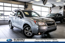 Subaru Forester Touring, Subaru Sainte-Julie 2014