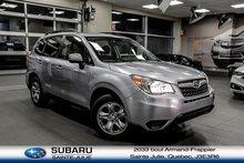 Subaru Forester 2.5i Convenience 2014