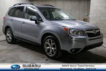 2015 Subaru FORESTER 2.5I LIMITED Avec garantie , tout équipé cuir ,toit ,mag,