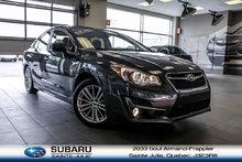 Subaru IMPREZA 4D SPORT 2.0 4cyl Sport DÉMONSTRATEUR 2016