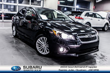 Subaru Impreza Sedan AWD, TOURING, TOIT OUVRANT, MANUEL, MAGS, FOGS... 2014
