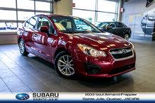 2013 Subaru Impreza Traction intégrale, Sainte-Julie