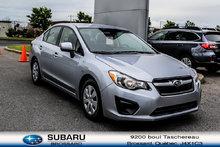Subaru Impreza 2.0i Certifié Subaru 2013