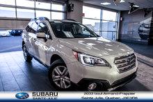 Subaru Outback AWD, MANUEL, SIEGE ÉLECT., CAMÉRA DE RECUL, LED... 2015