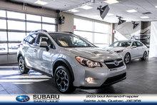 2014 Subaru XV Crosstrek 2.0i CVT TOURING AWD