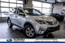 Toyota RAV4 XLE, Awd,Subaru Sainte-Julie 2013