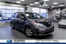 Toyota Sienna 8 Passagés, Subaru Sainte-Julie 2014