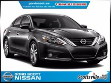 2016 Nissan Altima 2.5 SR, 1 Owner, Heated Cloth, LED Headlights
