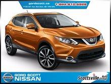 2017 Nissan Qashqai SL AWD Platinum