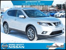 2014 Nissan Rogue SL AWD Premium, Leather, Nav. Sunroof, Bose