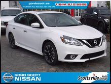 2017 Nissan Sentra 1.6 SR Turbo Premium Package
