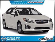 2014 Subaru Impreza 2.0i AWD, Cloth, Sunroof, Remote Start, A/C