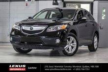 2015 Acura RDX TECHNOLOGY AWD; CUIR TOIT GPS AUDIO
