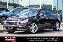 2015 Chevrolet Cruze LTZ CUIR GPS TOIT