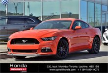 2016 Ford Mustang GT 5.0L PERFORMANCE PACKAGE