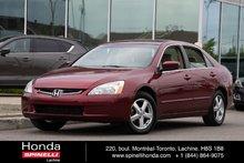 2004 Honda Accord EX-L AUTO TOIT CUIR TEL QUEL