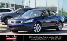 2008 Honda Accord EX-L CUIR TOIT BAS KM