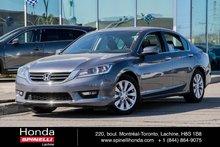 2014 Honda Accord EX-L V6 BAS KM AUTO CUIR