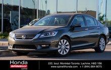 2014 Honda Accord EX-L AUTO TOIT CUIR BAS KM