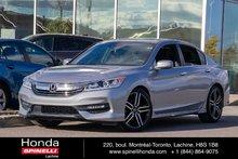 2016 Honda Accord Sport w/Honda Sensing TOIT