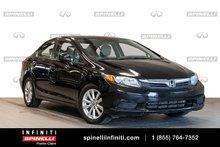 2012 Honda Civic Sdn EX-L -- GPS # CUIR # TOIT # MAGS --