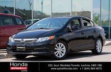 2012 Honda Civic EX AUTO MAGS TOIT