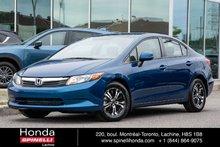 2012 Honda Civic LX DEAL PENDING AUTO BAS KM MAGS