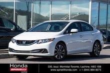 Honda Civic EX AUTO TOIT BAS KM 2015