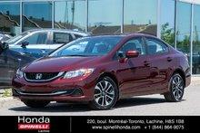 2015 Honda Civic EX AUTO TRES BAS KM