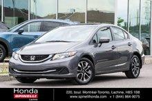2015 Honda Civic EX AUTO BAS KM