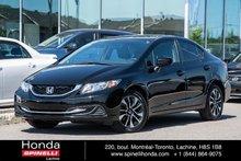 2015 Honda Civic EX AUTO TOIT MAGS BAS KM