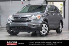 2011 Honda CR-V EX AWD; GRP ELECTIRQUE + TOIT + A/C + MAGS