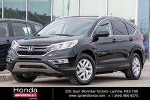 2015 Honda CR-V EX AWD TOIT BAS KM