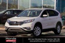 2016 Honda CR-V EX AWD TOIT BAS KM